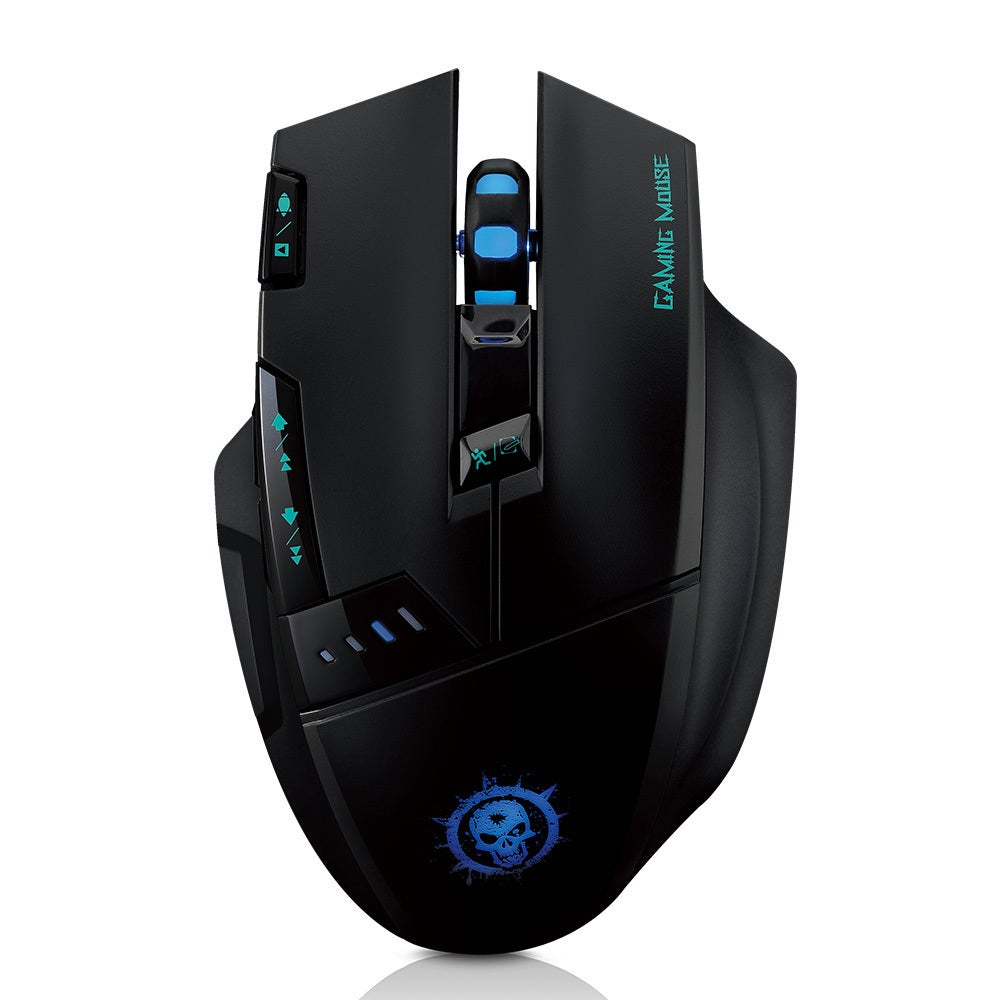 Mpow Wireless Optical Gaming Game Mouse (Black) #MGM1