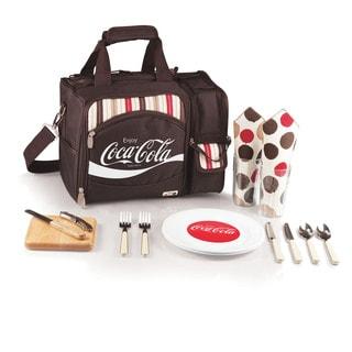 Picnic Time Malibu Picnic Tote (Coca-Cola)