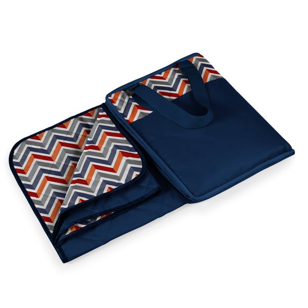 7916e1f3244 Shop Picnic Time Vista Outdoor Blanket Tote - Free Shipping On ...