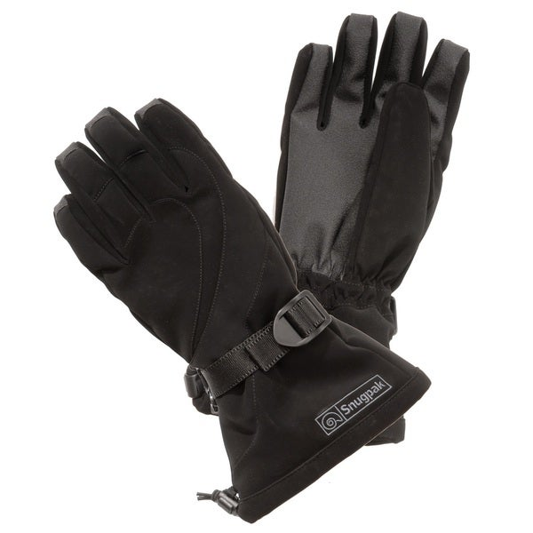 Snugpak Black Geothermal Gloves