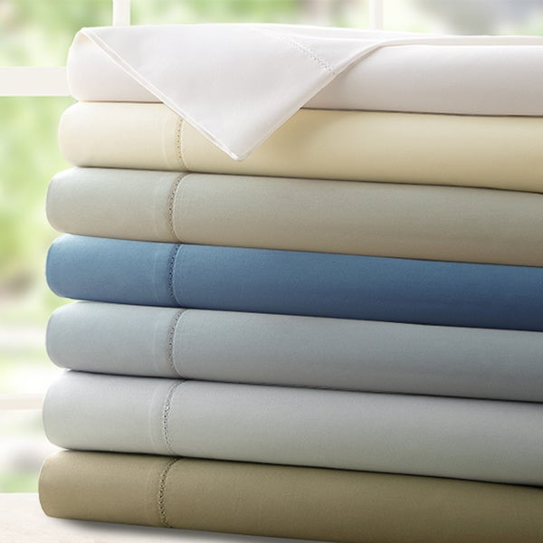 Amrapur Overseas 1200 Blend Thread Count Sheet Set