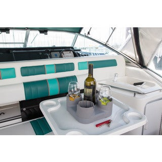 BevBase Boat & RV Beverage Holder by DestinationGear