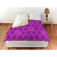 Moroccan Pattern 8 Duvet Cover
