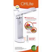OttLite Folding Task LampWhite