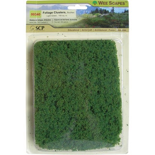 Foliage Cluster BushLight Green 150 Sq In