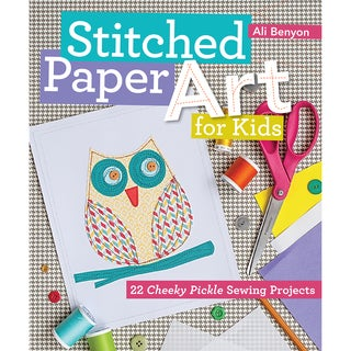 FunStitch StudioStitched Paper Art For Kids