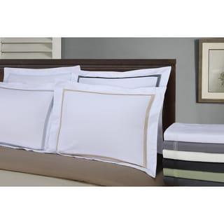 Superior Wrinkle Resistant Embroidered 5-Line 3-piece Duvet Cover Set