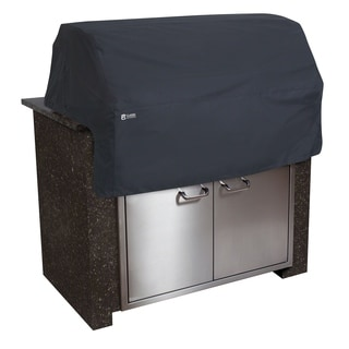 Classic Accessories Black Cover for Built-In Grills