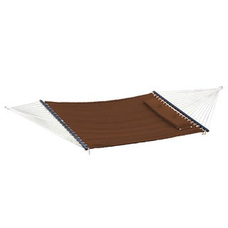 Luxury Quilted Hammock with Pillow