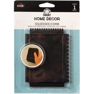 FolkArt Home Decor Squeegee/Comb
