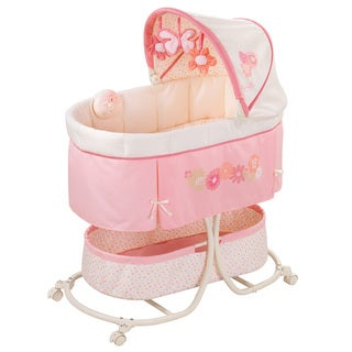 Summer Infant Soothe & Sleep Bassinet in Lila