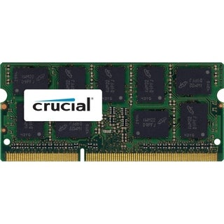 Crucial 4GB, 240-pin DIMM, DDR3 PC3-14900 Memory Module