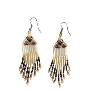 Zulu Beaded Earrings (South Africa)