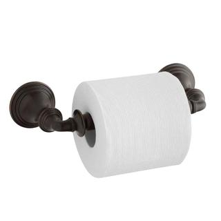 Devonshire Toilet Paper Holder in Oil-rubbed Bronze