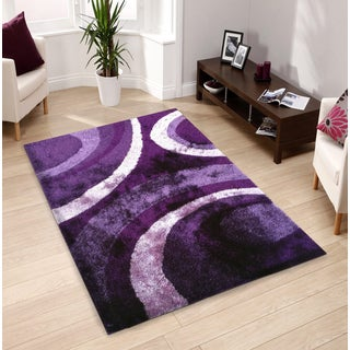 Ideal Purple, Abstract Rugs & Area Rugs For Less | Overstock OZ71