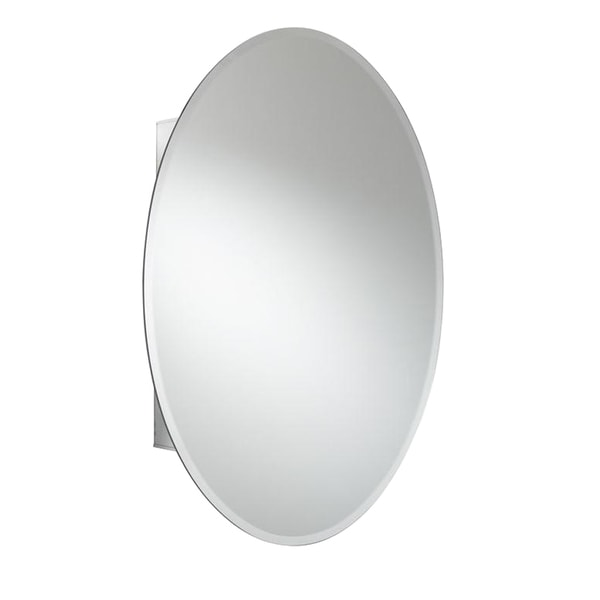 oval recessed medicine cabinet oval recessed or surface mount medicine cabinet in 24178