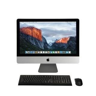 Apple MC509LL/A iMac 21.5-inch Dual Core i3 8GB RAM 1TB HDD Sierra- Refurbished