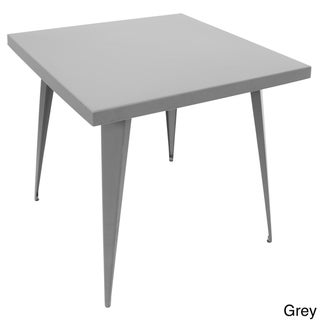 "Austin Industrial Dining Table 32"" x 32"""