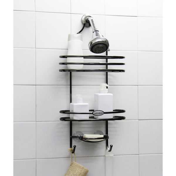 Shop samsonite onyx shower caddy free shipping today - Onyx shower reviews ...