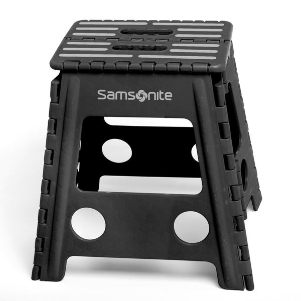 Samsonite Tall Folding Step Stool Free Shipping On