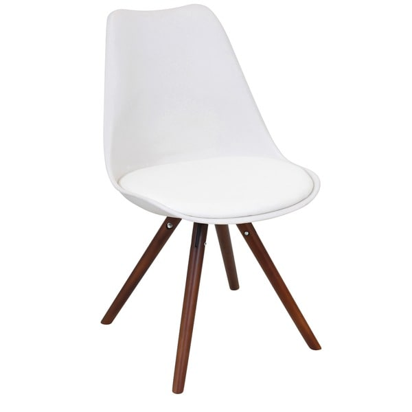 Shop Pair Of Petal Dining Chairs Free Shipping Today