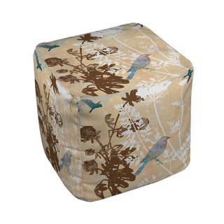 Queen Annes I Pouf (Small - 13 x 13)