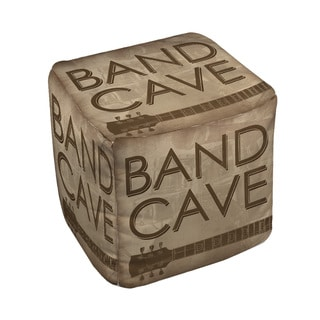 Thumbprintz Band Cave - Pouf