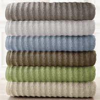 Amraupur Overseas Wavy Luxury Spa Collection 6-piece Quick Dry Towel Set