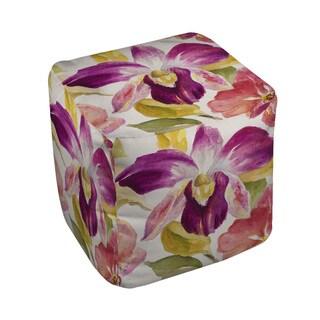 Radiant Orchid Pouf