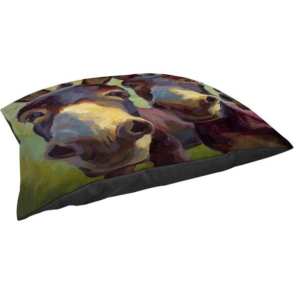 Kiss Me - Fleece Pet Bed