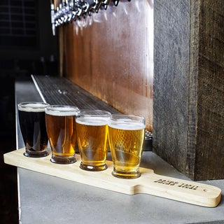 Drink Local Beer Flight Sampler