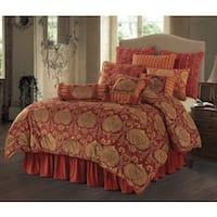 HiEnd Accents Lorenza 4-piece Comforter Set