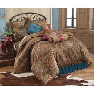 HiEnd Accents San Angelo 4-piece Comforter Set