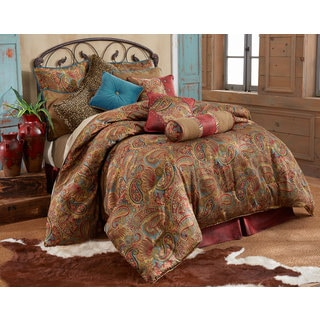 HiEnd Accents San Angelo 4-piece Comforter Set