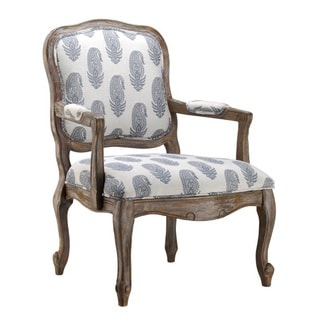 Monroe Accent Chair Free Shipping Today Overstock Com