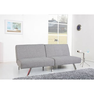 Victorville Ash Foldable Futon Sofa Bed