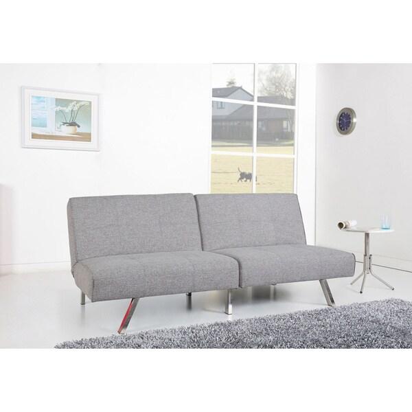 Superieur Victorville Ash Foldable Futon Sofa Bed