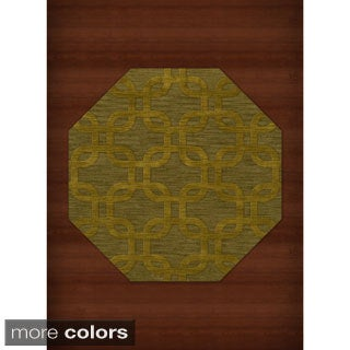 Newport Beach 10-foot Octagon Rug