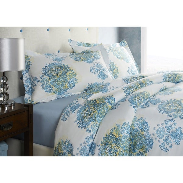 Jennifer Taylor Saul 3 Piece Duvet Cover Set