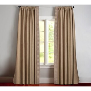 Jennifer Taylor Makita Right Curtain Panel