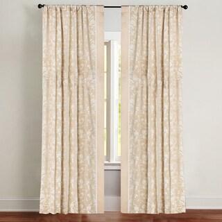 Jennifer Taylor Makita Left Curtain Panel