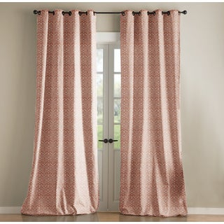 Jennifer Taylor Julian Single Curtain Panel (As Is Item)