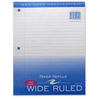 Roaring Spring Wide Ruled Filler Paper - 150/PK