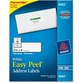 Avery Easy Peel White Mailing Labels - 1400/BX