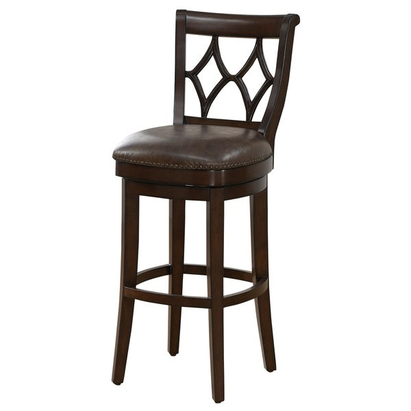 shop morgan 30 inch bar stool free shipping today overstock 10123349. Black Bedroom Furniture Sets. Home Design Ideas