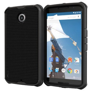 rooCASE Versa Tough Full-body Phone Case for Nexus 6