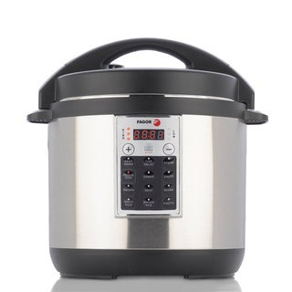 Fagor Premium 8 Qt. Electric Pressure Cooker|https://ak1.ostkcdn.com/images/products/10123374/P17261590.jpg?_ostk_perf_=percv&impolicy=medium