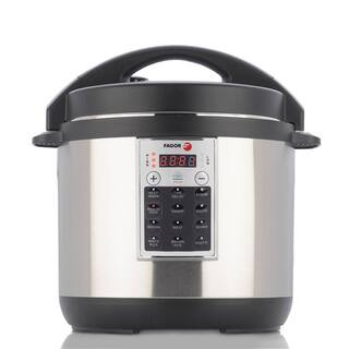 Fagor Premium 8 Qt. Electric Pressure Cooker|https://ak1.ostkcdn.com/images/products/10123374/P17261590.jpg?impolicy=medium
