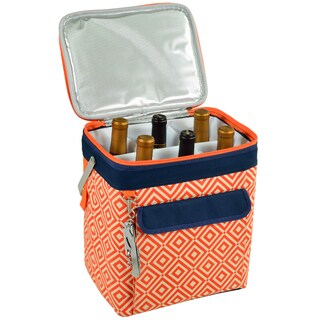 Picnic at Ascot Soft Side Multi Purpose Cooler w/Wine Bottle Divider - 24 Can