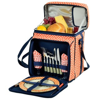 Picnic at Ascot Diamond Collection Picnic Cooler for Two